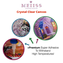 Load image into Gallery viewer, Floral Fantasy Diamond Painting Kit - MEIISS DIAMOND PAINTING
