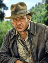 Load image into Gallery viewer, Indiana Jones Diamond Painting Kit - MEIISS DIAMOND PAINTING
