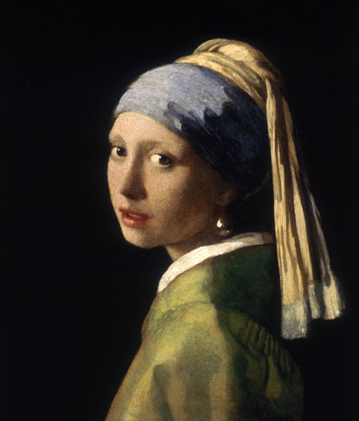 Girl with a Pearl Earring By Jan Vermeer Diamond Painting Kit - Paint By Diamonds
