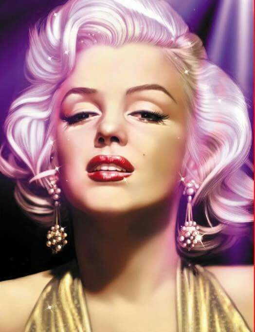 Marilyn Monroe Diamond Painting Kit - Paint By Diamonds
