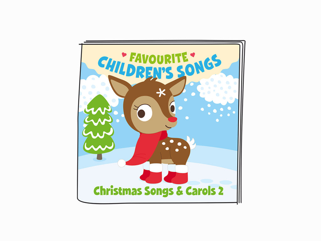 Favourite Songs Tonie Favourite Children's Songs Tonie - Christmas Songs and Carols 2 - siopashop.ie
