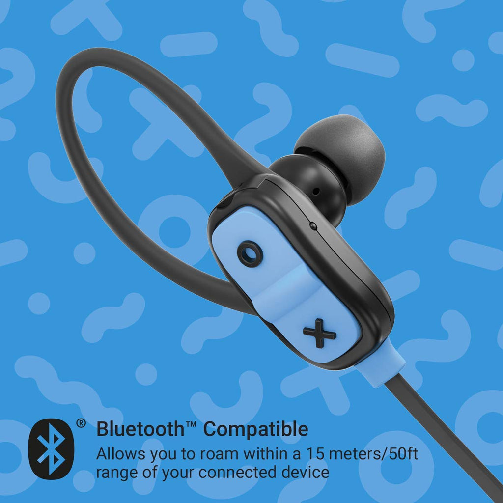 Jam Wireless Earphones Jam Live Large Wireless Earphones - Black - siopashop.ie