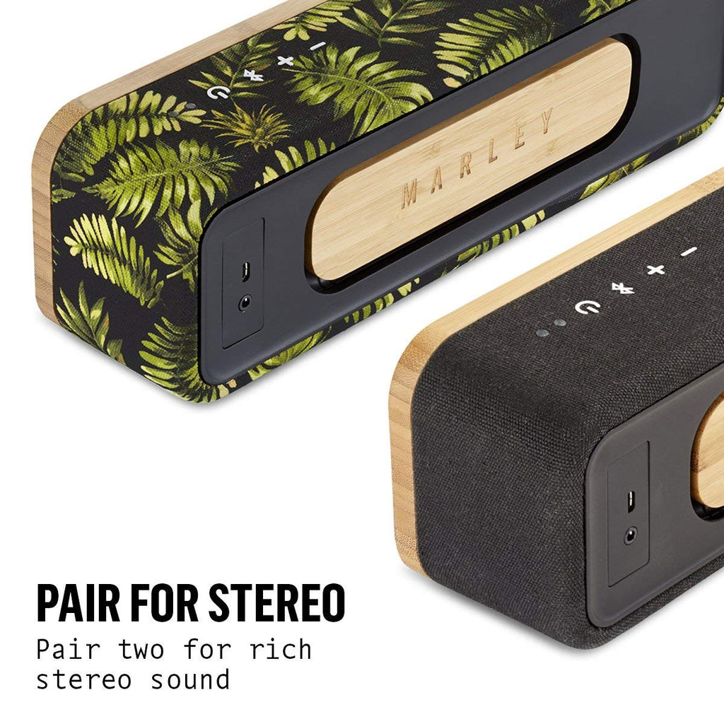 Marley Speaker The House Of Marley Get Together Mini Mono Portable Speaker - Black. - siopashop.ie