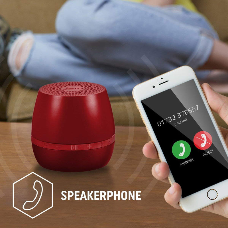 New Jam Classic 2.0 Portable Speaker - Red