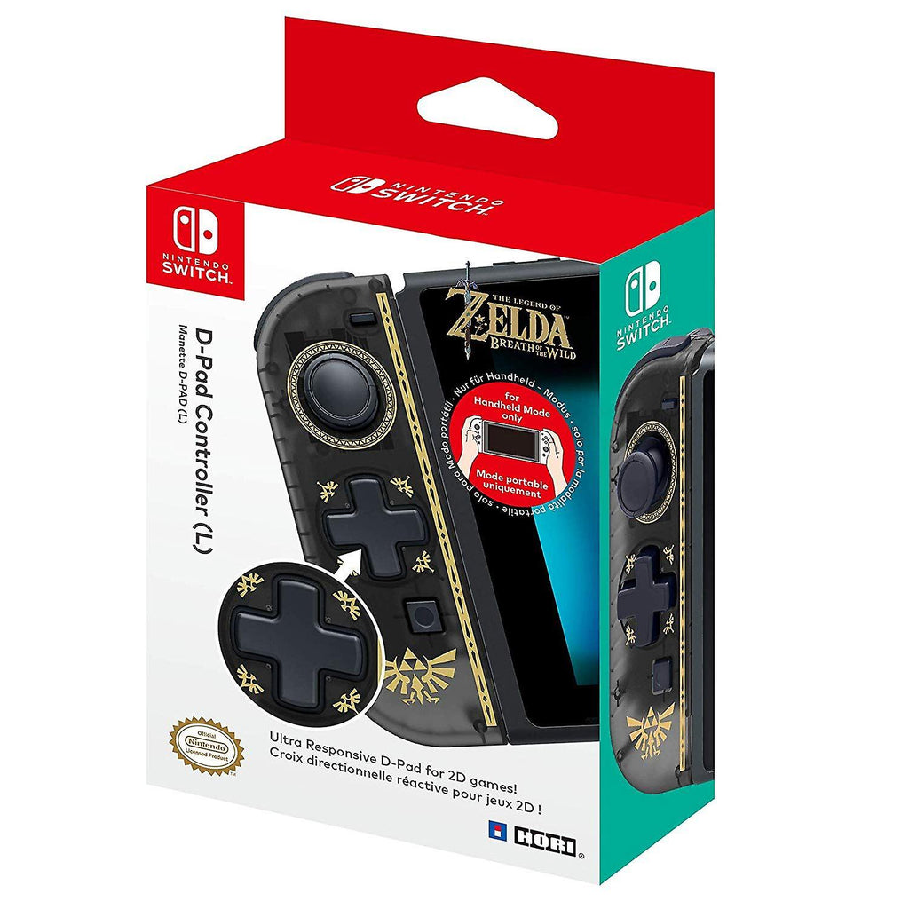 Nintendo Switch Controller Zelda Nintendo D-pad Version for Switch - siopashop.ie