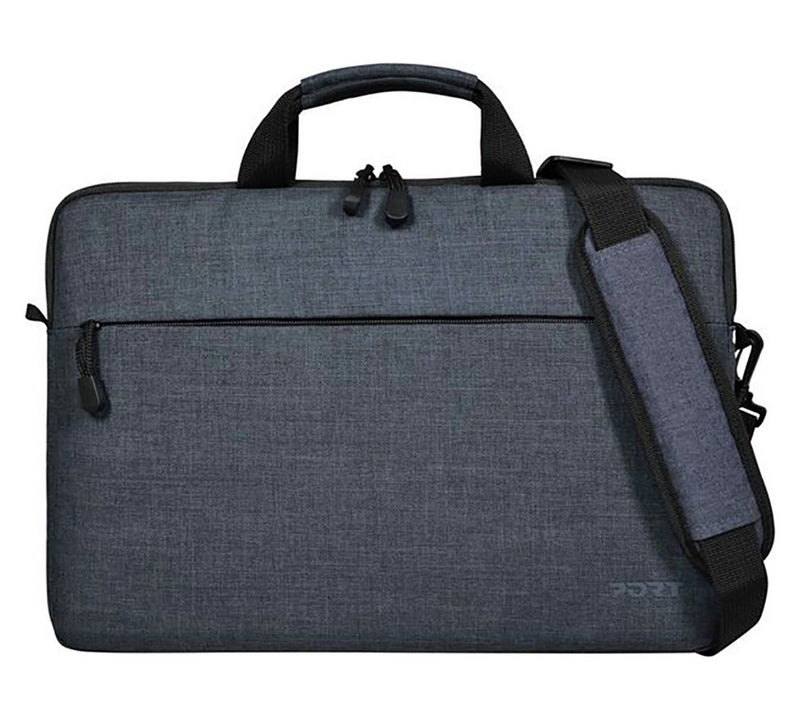 "Laptop Bag Port Designs Sydney 14"" Briefcase - Blue - siopashop.ie"