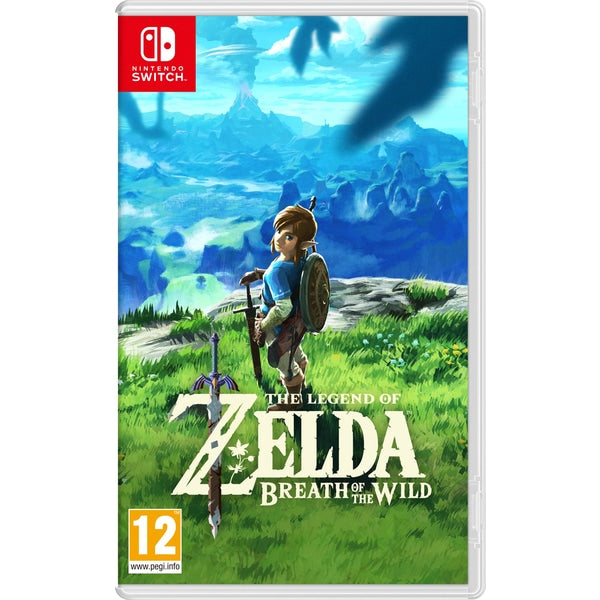 The Legend of Zelda, Breath of the Wild - Nintendo Switch