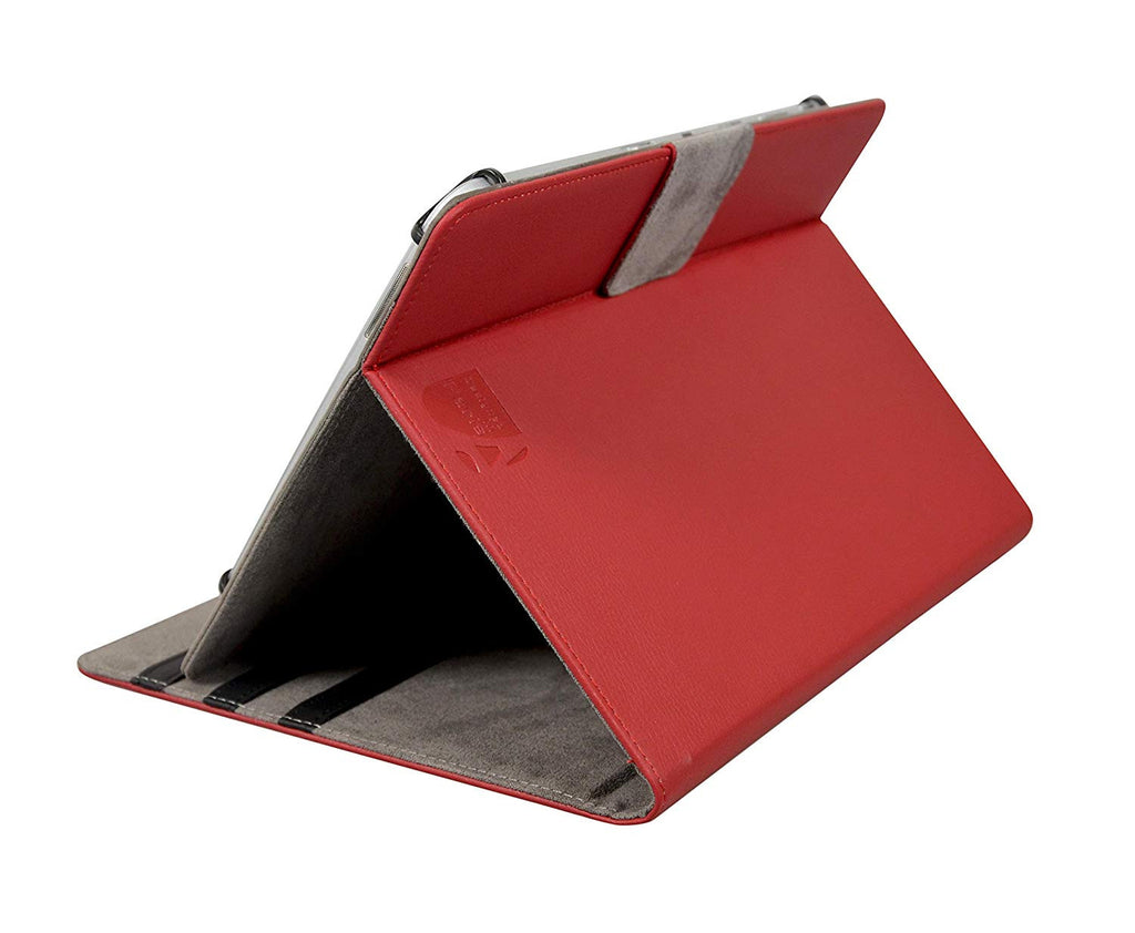 "Tablet Case Port Designs 7"" Flip Case - Red - siopashop.ie"
