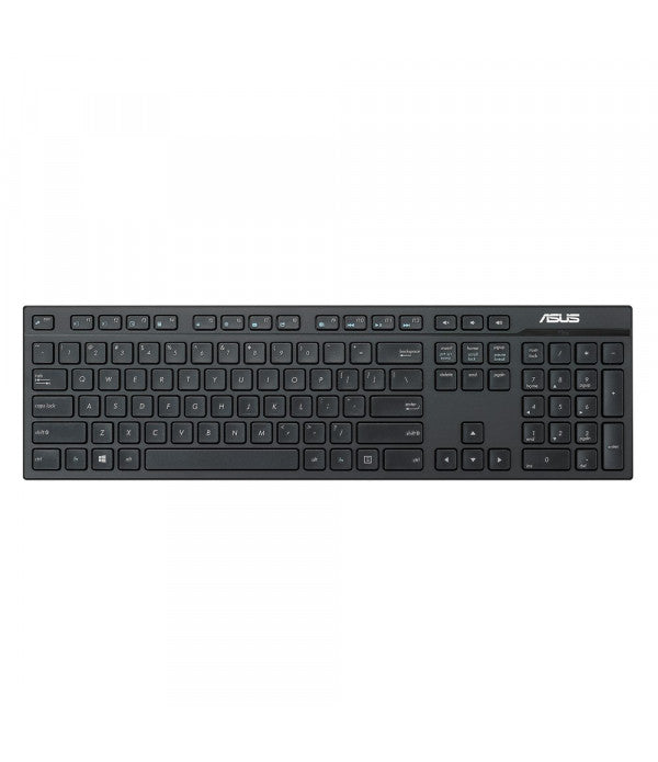 ASUS Wireless QWERTY Keyboard - Black