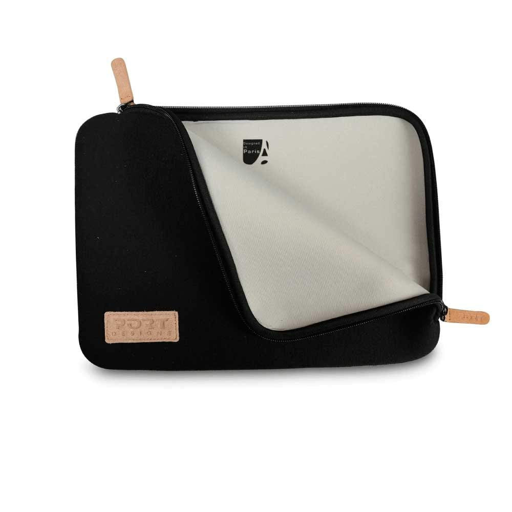 "Tablet Case Port Designs TORINO 15.6"" Sleeve Case - Black - siopashop.ie"