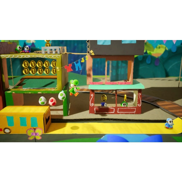 Nintendo Switch Game Yoshi's Crafted World Nintendo Switch - siopashop.ie