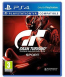 Vitual Reality Headset Bundle PS4 Gran Turismo Sport + VR Worlds