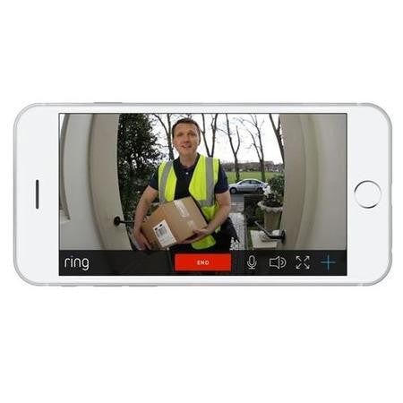 Ring Video Doorbell Ring Video Doorbell - siopashop.ie