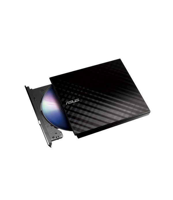 ASUS DVD±R-RW Optical Disc Drive - Black