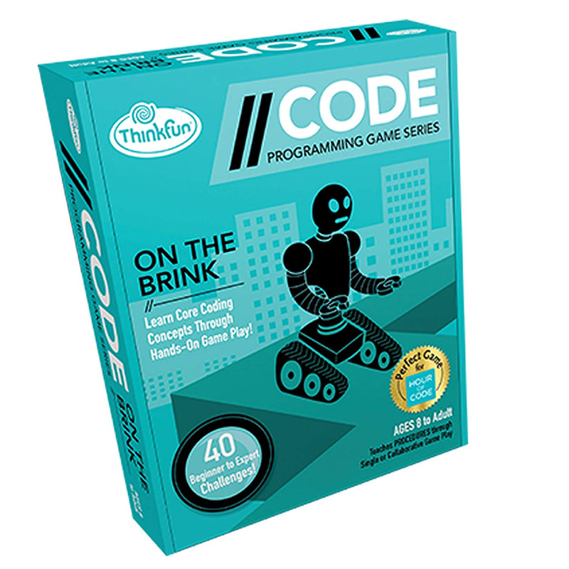 Coding Board Game - On The Brink