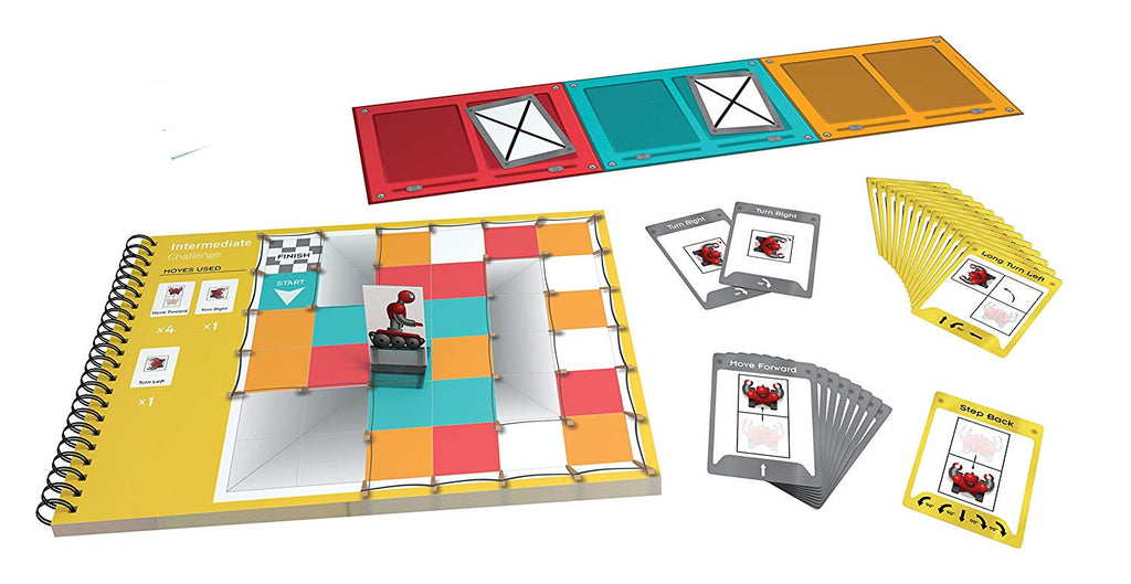 Coding Game Coding Board Game - On The Brink - siopashop.ie