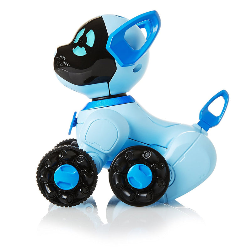 CHiPPiES Interactive Robot Puppy - Chipper (Blue)