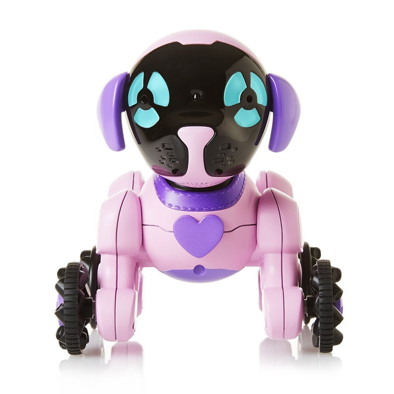 CHiPPiES Interactive Robot Puppy - Chippette (Pink-Purple)