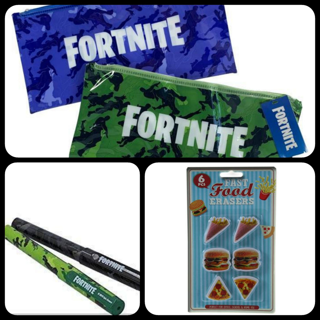 Fortnite Bundle Fortnite Stationary Bundle - siopashop.ie