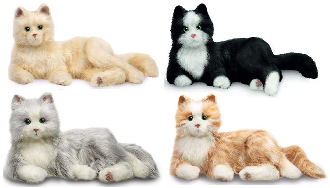 Interactive Pet Interactive Companion Cats - Various - siopashop.ie