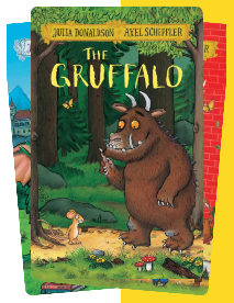 Yoto Story Card Pack Yoto Story Card Pack - The Gruffalo and Friends Collection - siopashop.ie