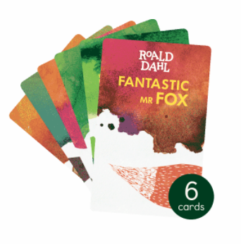 Yoto Story Card Pack Yoto Story Card Pack - The Splendiferous Collection by Roald Dahl - siopashop.ie