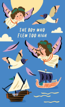 Yoto Story Card Yoto Story Card - The Boy Who Flew Too High - siopashop.ie