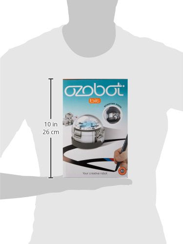 Ozobot Starter Pack Ozobot 2.0 Bit Starter Pack - Crystal White - siopashop.ie