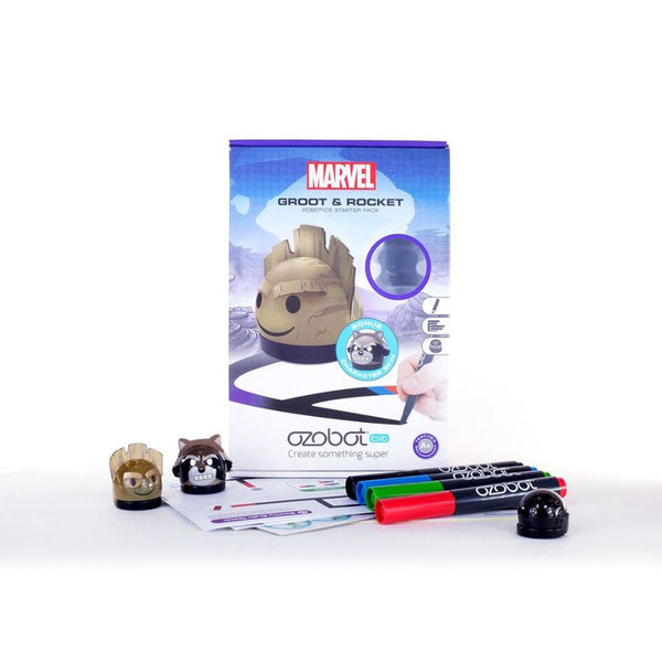 Ozobot 2.0 Bit Starter Pack - Guardians of the Galaxy