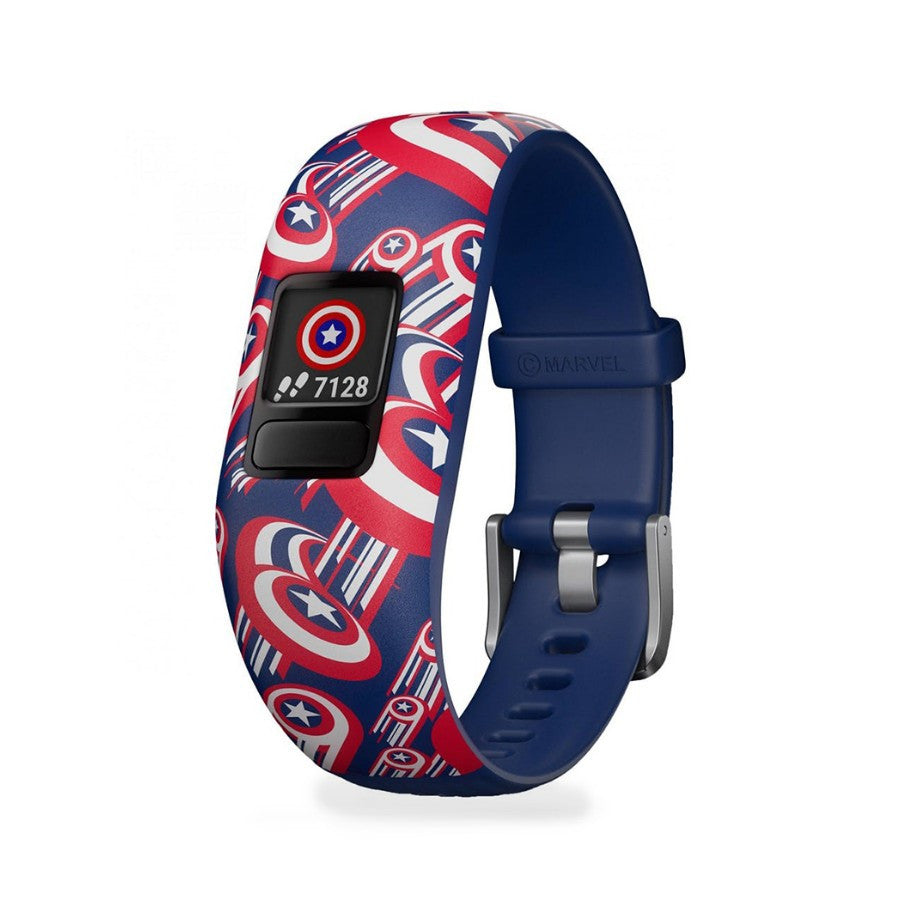 Kids Fitness Watch Garmin vívofit jr2 Captain America Smart Fitness Watch - siopashop.ie