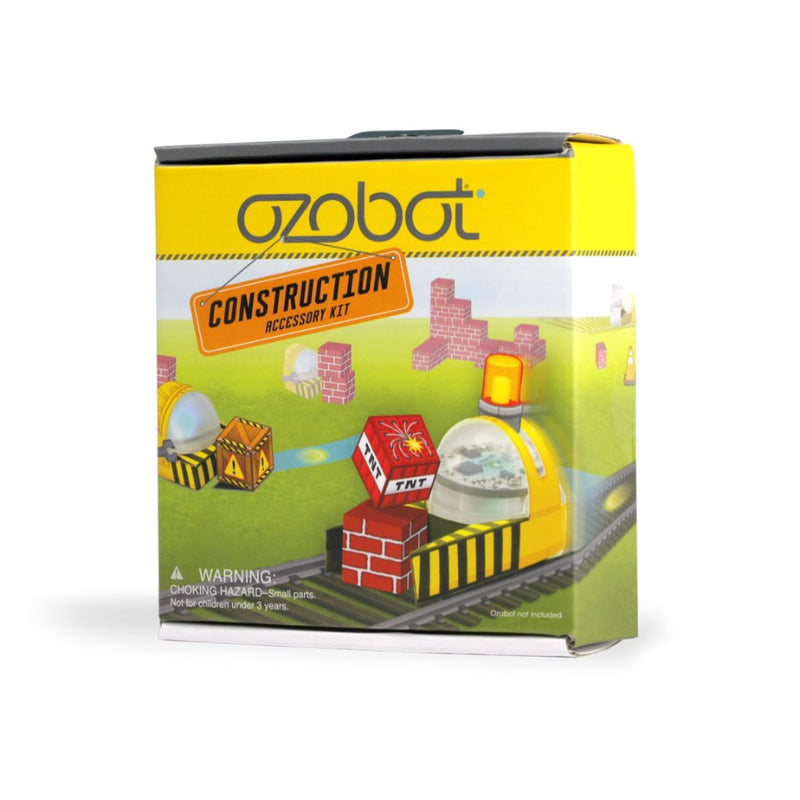 Ozobot Accessories Ozobot 2.0 Bit Accessory Kit - Construction Series - siopashop.ie