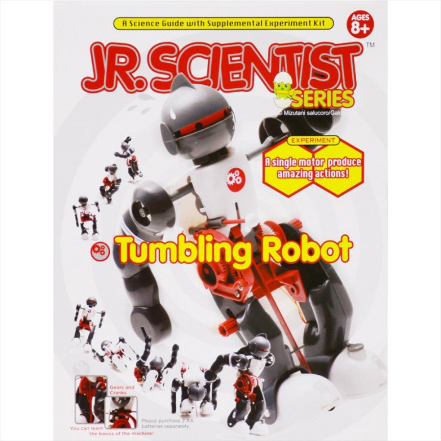 Tumbling Robot Tumbling Robot Kit - siopashop.ie