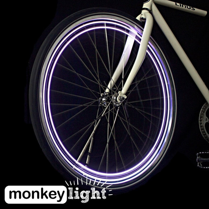 Bicycle Wheel Light 5 themes