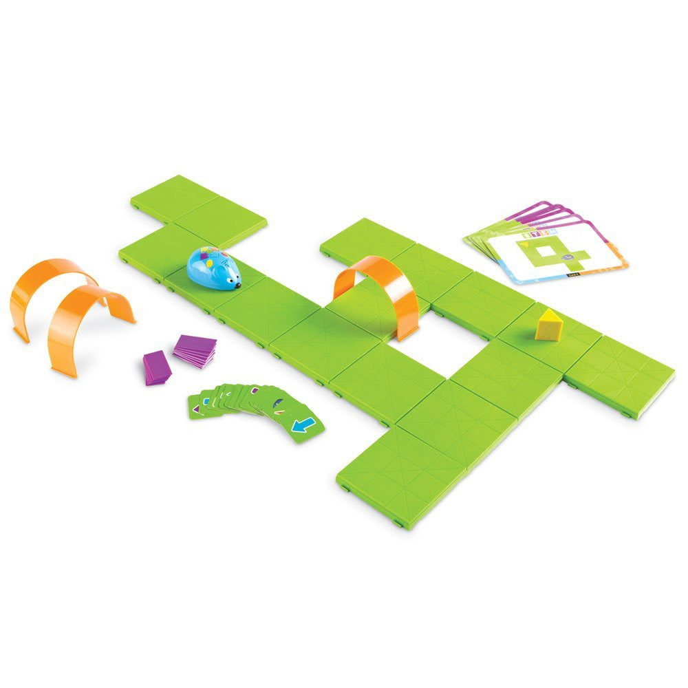 Coding Game Code & Go Robot Mouse Activity Set - siopashop.ie