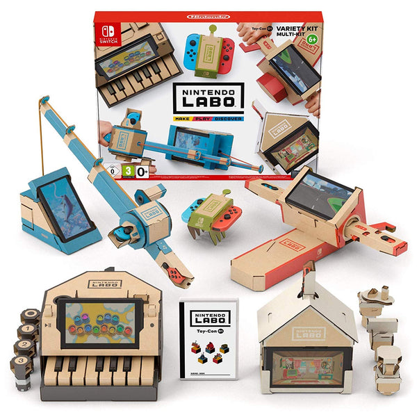 Nintendo Labo Variety Kit for Nintendo Switch