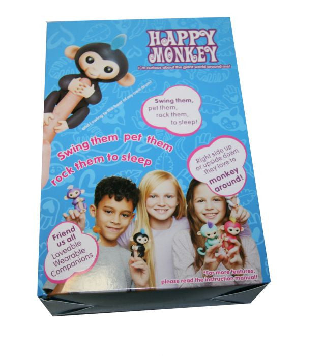 Happy Monkey Happy Monkey Finger Toys - siopashop.ie