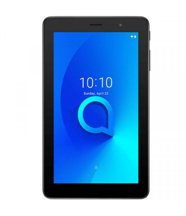 "Android Tablet Alcatel 7"" WiFi Tablet - Blue/Black - siopashop.ie"