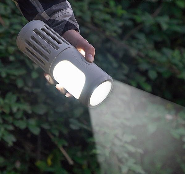 Mosquito Lamp Portable 3 in 1 Mosquito Repellent Lamp/Torch/Lantern - siopashop.ie