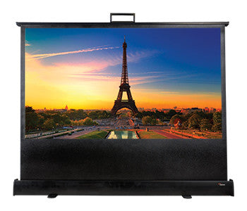 "46"" 16:9 Tab Tension Projector Screen"