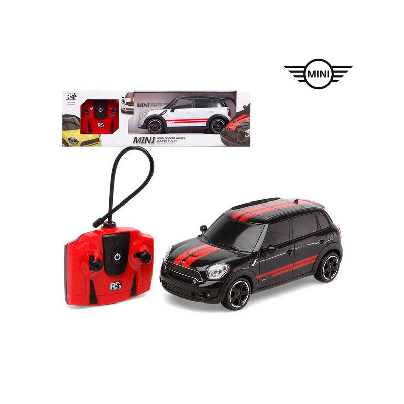 Remote Control Mini Cooper - Black