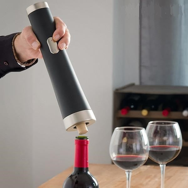 Electric Corkscrew Electric Corkscrew with Foil Cutter - siopashop.ie