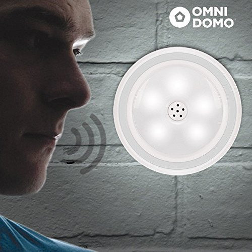 LED Spotlight with Voice Sensor