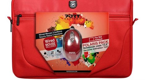 Microsoft Office Home & Student Accessory Bundle - Red