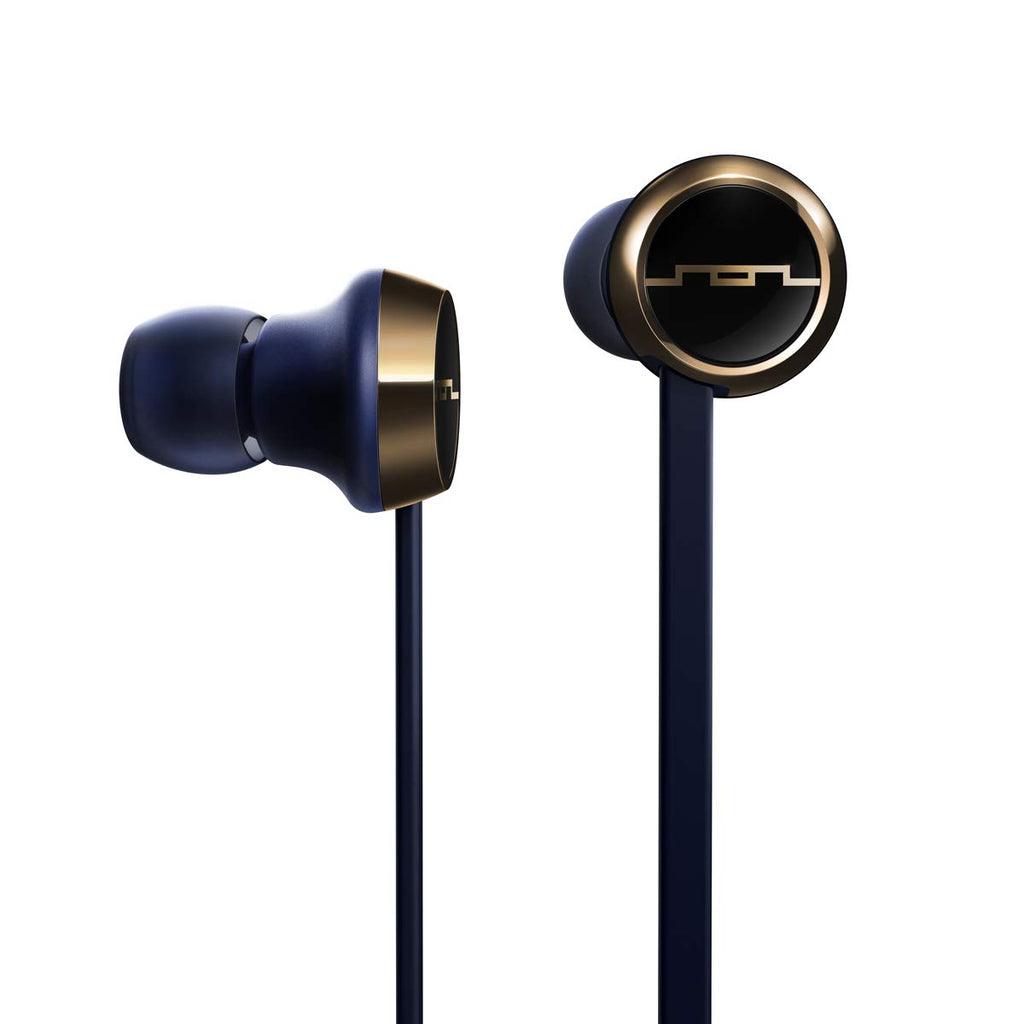 Wireless Headphones Sol Republic Wireless Noise Cancelling Neckband Headphones - Navy - siopashop.ie