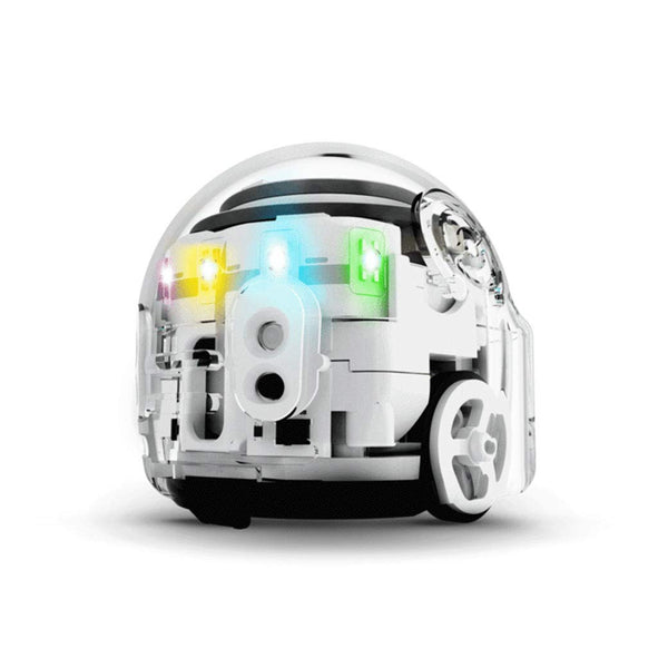 Ozobot Evo Interactive Robot - Crystal White