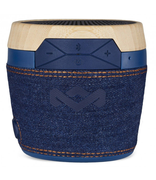 The House Of Marley Chant Mini Mono Portable Speaker - Denim.