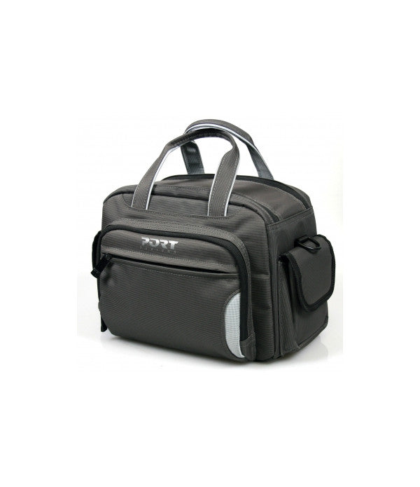 Laptop/Camera Bag Port Designs MARBELLA Camera Bag - Grey - siopashop.ie