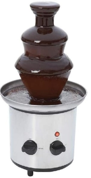 Chocolate Fountain Chocolate Fountain - siopashop.ie Stainless Steel