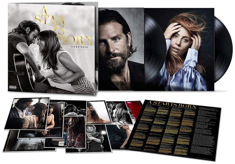 "Vinyl Box Set A Star is Born 12"" Vinyl - Original Soundtrack - siopashop.ie"
