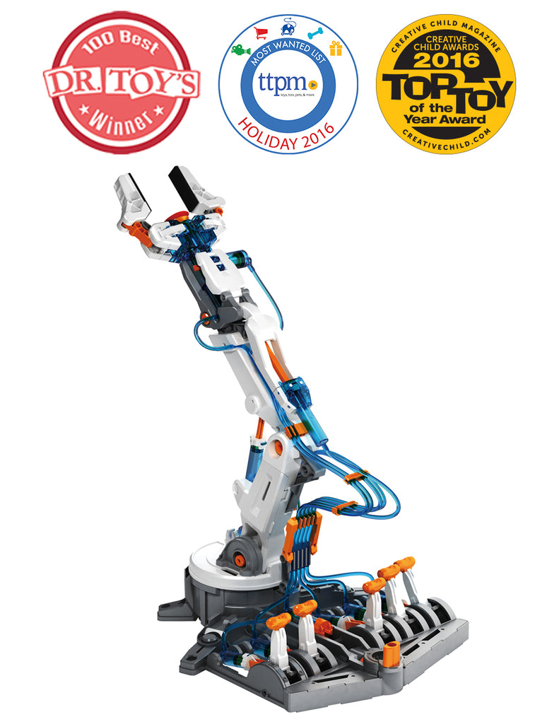 Robotic Arm Robotikits Hydraulic Arm Edge - siopashop.ie